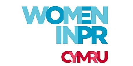 Women in PR Cymru - Autumn leadership series, episode 1 tickets