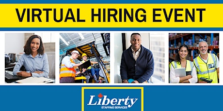 Virtual Hiring Event tickets