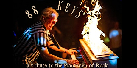 88 KEYS - A Tribute to the Pianomen of Rock with Into the Gray tickets