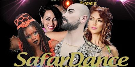 Safar Dance biglietti