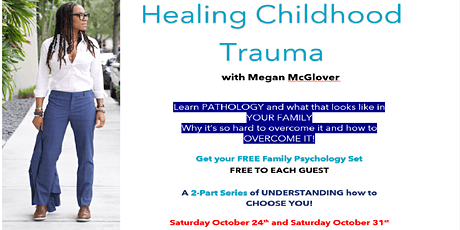 Tools to Healing Childhood Trauma tickets