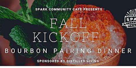 October Bourbon Dinner: Fall Kickoff tickets