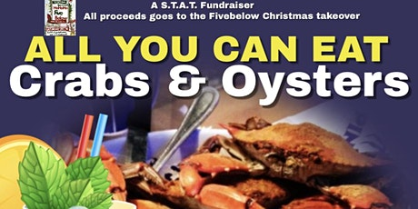 AYCE Blue crab and Oyster tickets