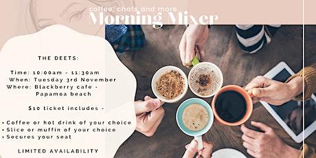 November Morning Mixer - Blackberry Cafe | SIU, Cass Life Coach + AM Beauty tickets