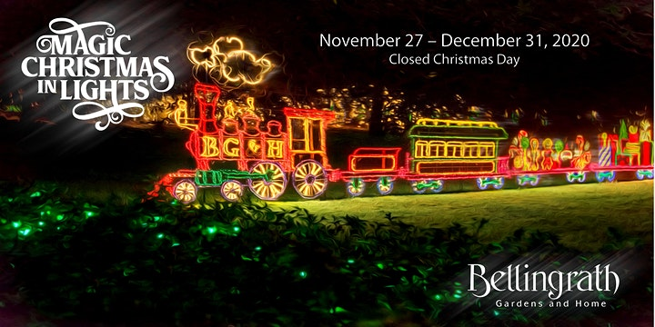 Christmas Day Foley Alabama 2020 Magic Christmas in Lights – Bellingrath Gardens & Home