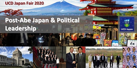 Post-Abe Japan & Political Leadership tickets