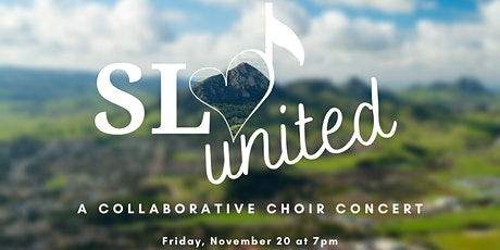 SLO United: A Collaborative Choir Concert tickets