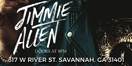 Jimmie Allen LIVE at Saddlebags (Nov. 13) tickets