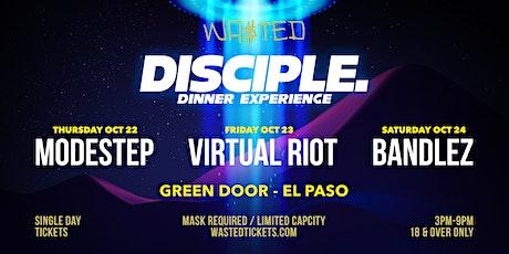 El Paso: Disciple Weekend w/ Modestep, Virtual Riot & Bandlez tickets