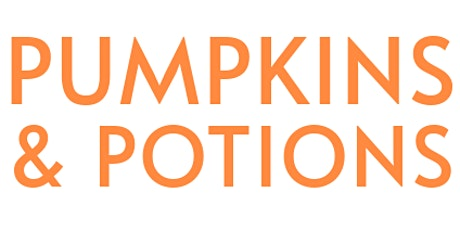Pumpkins and Potions tickets