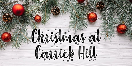 Christmas at Carrick Hill tickets