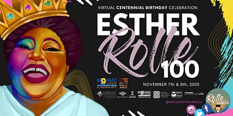 Esther Rolle 100 – Virtual Centennial Birthday Celebration tickets