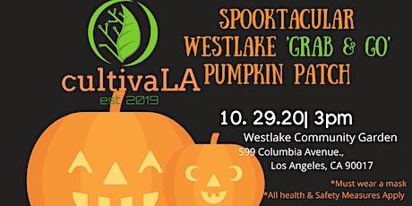 Westlake Grab & Go Pumpkin Patch tickets