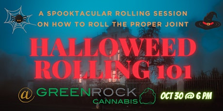 Ask the Expert: Rolling 101 (Halloween Edition) tickets