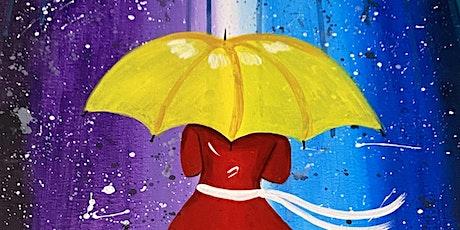 Under My Umbrella Sip & Paint (In-Studio or Virtually) tickets
