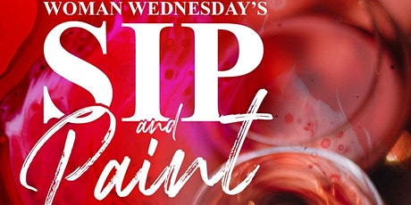 Women Wednesday Sip & Paint tickets