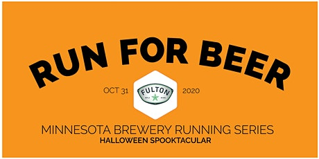 Fulton Brewery Halloween Spooktacular | 2020 MN Brewery Running Series tickets
