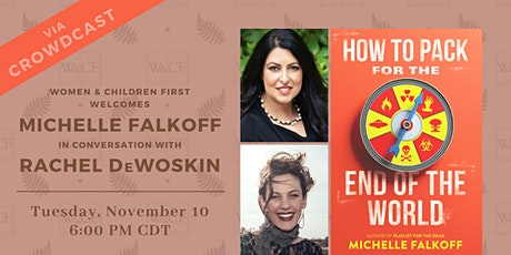 Virtual Launch: HOW TO PACK FOR THE END OF THE WORLD by Michelle Falkoff tickets