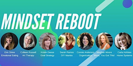 Mindset Reboot, Fighting the Covid Blues tickets