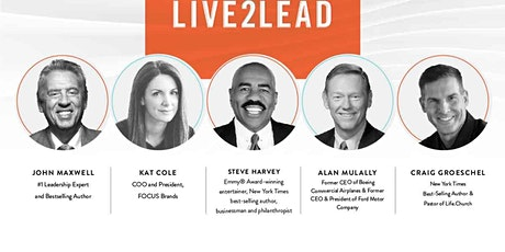 Live2Lead Wood Buffalo 2020 Virtual Event tickets