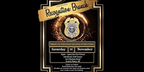 Recognition Brunch 2020 tickets