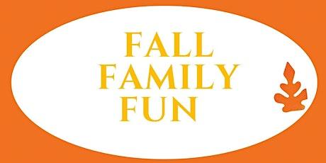Fall Family Fun tickets