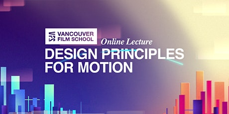Design Principles for Motion tickets