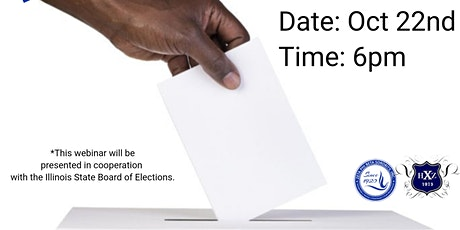 The Home Stretch to Election Day - Your Vote. Your Voice tickets