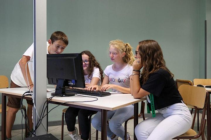 Immagine Open school Scuola Media