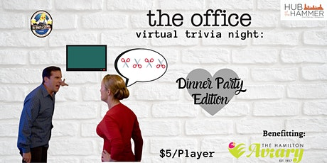 The Office Virtual Trivia Night - DINNER PARTY EDITION tickets