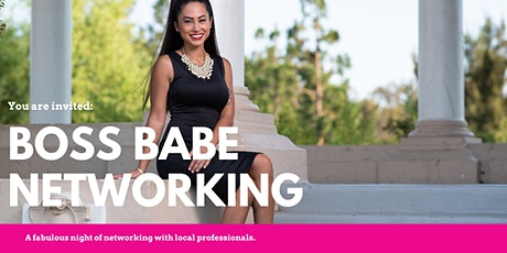 Boss Babe Networking tickets