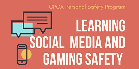 Internet Safety: Gaming tickets