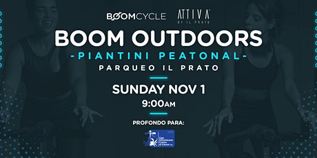 BOOM Outdoors entradas