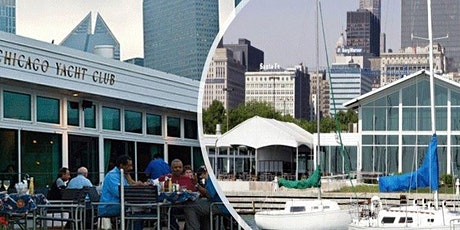 CMAC - Chicago Yacht Club Happy Hour - CLICK below to BUY or DONATE tickets