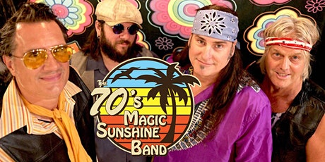 THE 70's MAGIC SUNSHINE BAND with guest Rough House