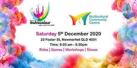 Technicolour Kids Festival General Admission tickets