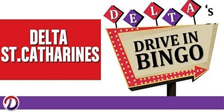 Delta's Drive In Bingo: St. Catharines tickets