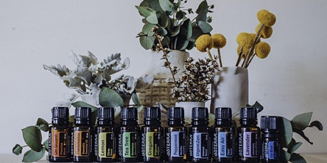 Introduction to Essential Oils DoTerra tickets