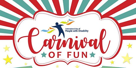 International Day of People with Disability Carnival of Fun tickets