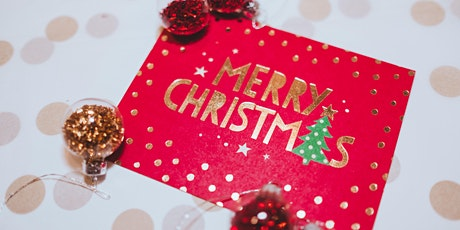 Pop up and Origami Christmas Card workshop for adults tickets