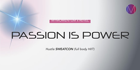 myMomentum x Revel: PASSION IS POWER | full body HIIT tickets