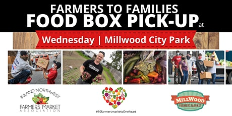 Millwood Farmers Market | Wednesday Farmbox Free Pickup tickets