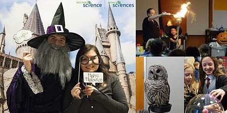 Let's Talk Science Presents: Virtual School of Witchcraft and Wizardry tickets