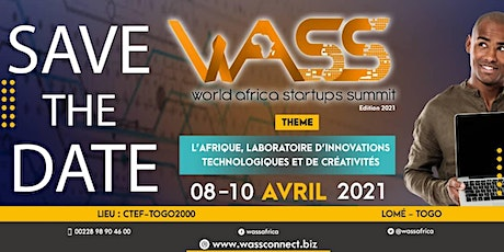 WORLD Africa Startups Summit billets