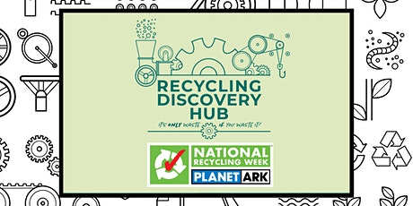 National Recycling Week 2020- Recycling Discovery Hub Open Sessions tickets
