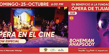 ÓPERA EN EL CINE boletos