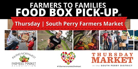 South Perry Farmers Market | Thursday Farmbox Free Pickup tickets
