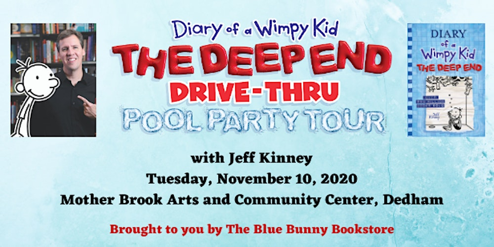 Diary Of A Wimpy Kid The Deep End Drive Thru Pool Party Tour Tickets Tue Nov 10 2020 At 5 00 Pm Eventbrite