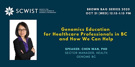 Genomics Education for Healthcare Professionals in BC and How We Can Help tickets