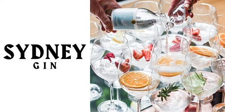 GINTONICA GINORMOUS GIN TASTING |SYDNEY GIN tickets